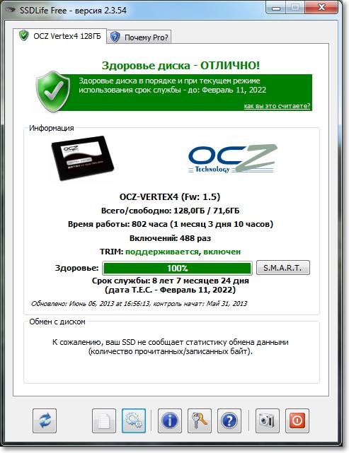 Ssdlife free rus скачать бесплатно