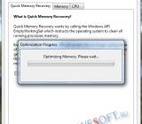 Оптимизация оперативной памяти - MemOptimizer