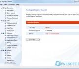 Утилита Auslogics Registry Cleaner для очистки реестра