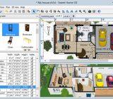 Sweet Home 3D - программа для создания интерьеров