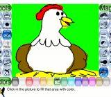Tux Paint программа для рисования для детей